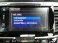 Vortex Blue Pearl - Accord Hybrid EX-L Sedan Photo No. 37
