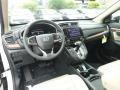 2017 White Diamond Pearl Honda CR-V EX AWD  photo #10