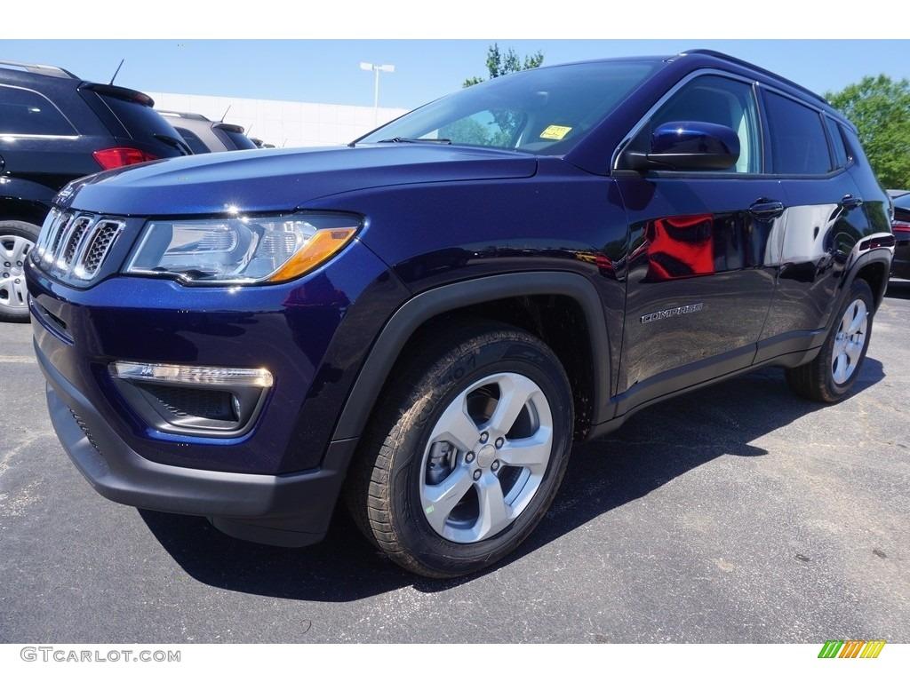 2017 jazz blue pearl jeep compass latitude 120469858 - 2017 jeep compass exterior colors ...