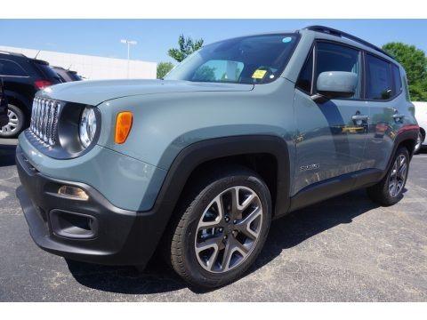2017 Jeep Renegade Latitude Data, Info and Specs