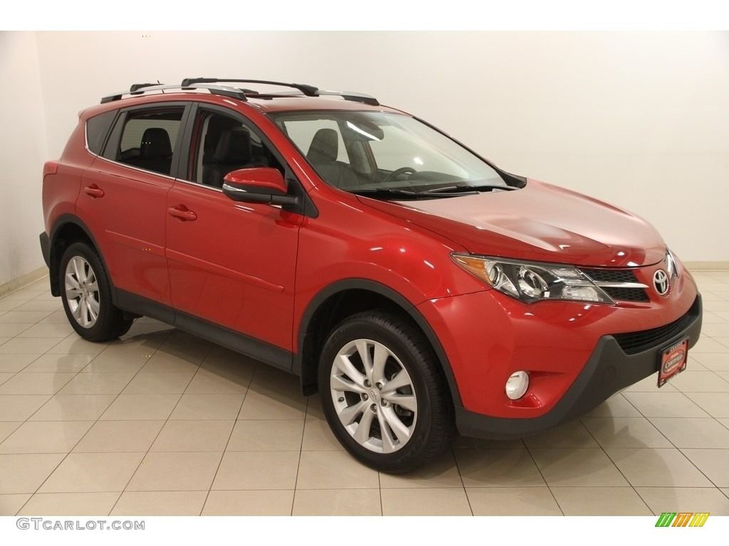 2015 barcelona red metallic toyota rav4 limited awd 120469977 photo 15 car. Black Bedroom Furniture Sets. Home Design Ideas