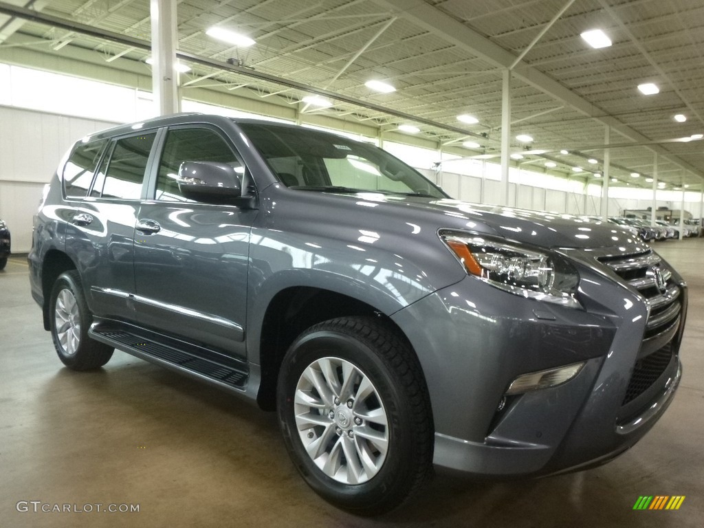 2017 Nebula Gray Pearl Lexus Gx 460 120488175 Car Color Galleries