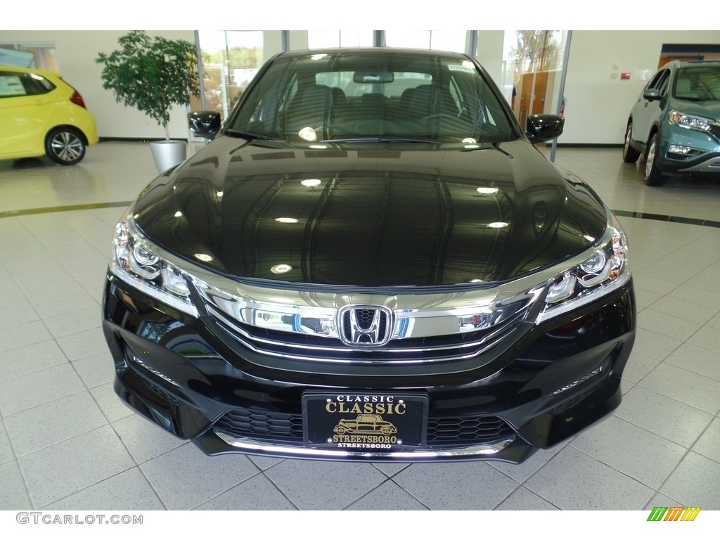 2017 Crystal Black Pearl Honda Accord Sport Special ...