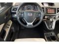 2015 White Diamond Pearl Honda CR-V Touring  photo #5