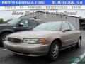 Light Sandrift Metallic 2001 Buick Century Custom