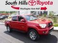 Barcelona Red Metallic - Tacoma V6 TRD Sport Double Cab 4x4 Photo No. 1