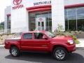 Barcelona Red Metallic - Tacoma V6 TRD Sport Double Cab 4x4 Photo No. 2