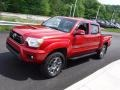 Barcelona Red Metallic - Tacoma V6 TRD Sport Double Cab 4x4 Photo No. 7