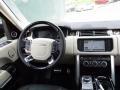 2016 Barolo Black Metallic Land Rover Range Rover HSE  photo #13