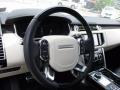 2016 Barolo Black Metallic Land Rover Range Rover HSE  photo #14