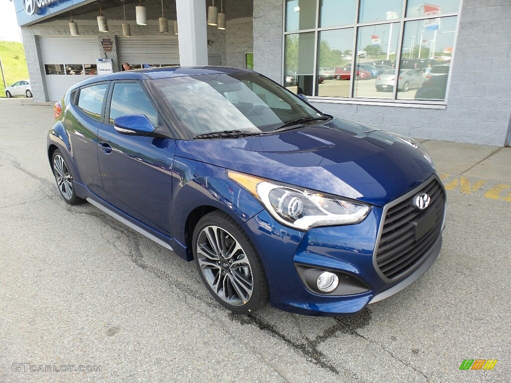 2017 pacific blue hyundai veloster turbo 120534683. Black Bedroom Furniture Sets. Home Design Ideas