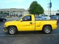 Yellow 2001 Chevrolet Silverado 1500 Gallery