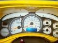 2001 Yellow Chevrolet Silverado 1500 Regular Cab  photo #12