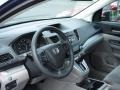 2014 Twilight Blue Metallic Honda CR-V LX AWD  photo #10