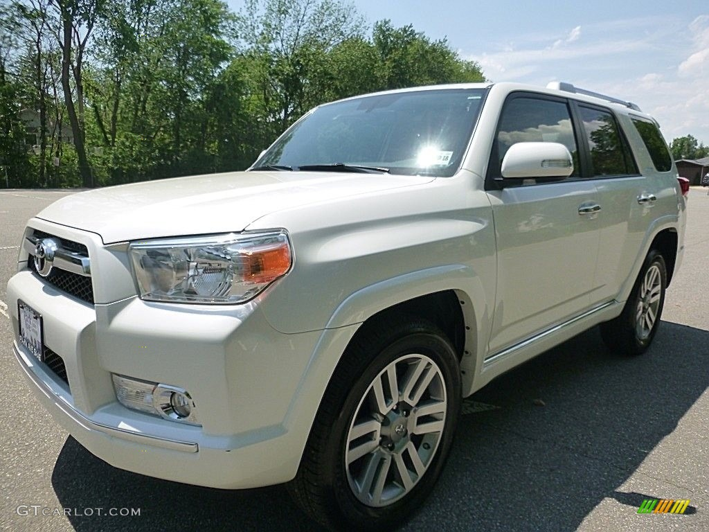 2013 blizzard white pearl toyota 4runner limited 4x4 120534922 photo 14 car. Black Bedroom Furniture Sets. Home Design Ideas