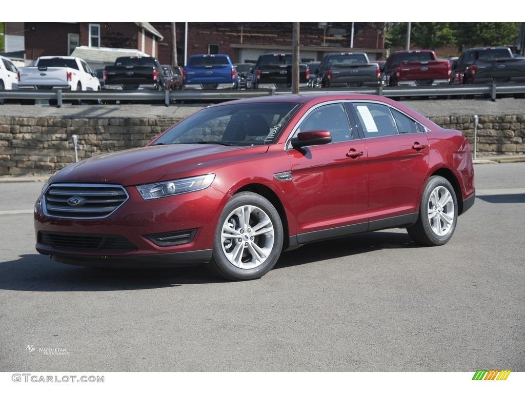 2017 ruby red ford taurus sel awd 120534760 car color galleries. Black Bedroom Furniture Sets. Home Design Ideas