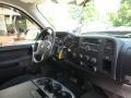 2012 Silver Ice Metallic Chevrolet Silverado 1500 LT Regular Cab 4x4  photo #12