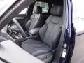 Front Seat of 2018 SQ5 3.0 TFSI Premium Plus