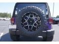 2017 Xtreme Purple Pearl Jeep Wrangler Sport 4x4  photo #6