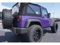 2017 Xtreme Purple Pearl Jeep Wrangler Sport 4x4  photo #7
