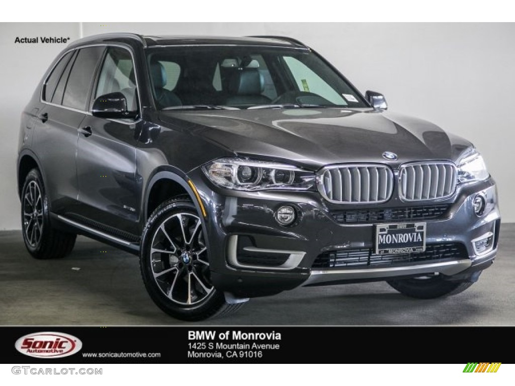 2017 Dark Graphite Metallic Bmw X5 Sdrive35i 120560682