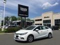 Summit White 2017 Chevrolet Cruze LS