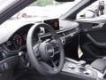 Dashboard of 2018 S4 Premium Plus quattro Sedan