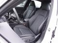 Front Seat of 2018 S4 Premium Plus quattro Sedan