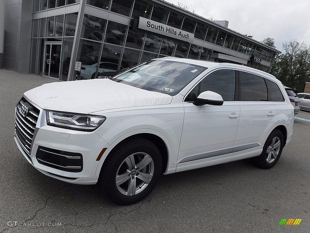 2017 Carrara White Audi Q7 2.0T quattro Premium #120560599 Photo #11 | GTCarLot.com - Car Color ...
