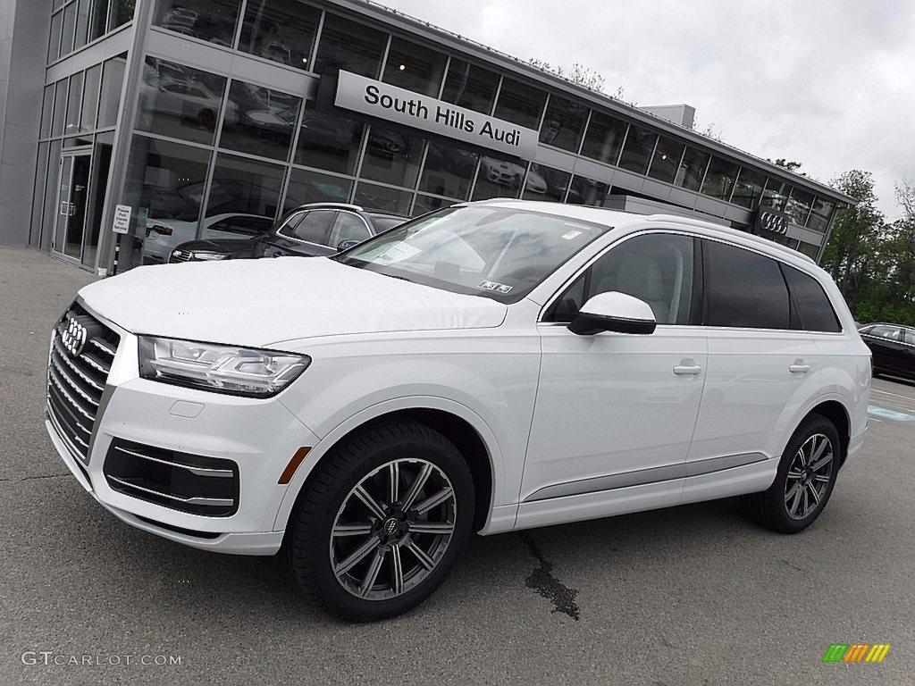 2017 Q7 White Best New Cars For 2018
