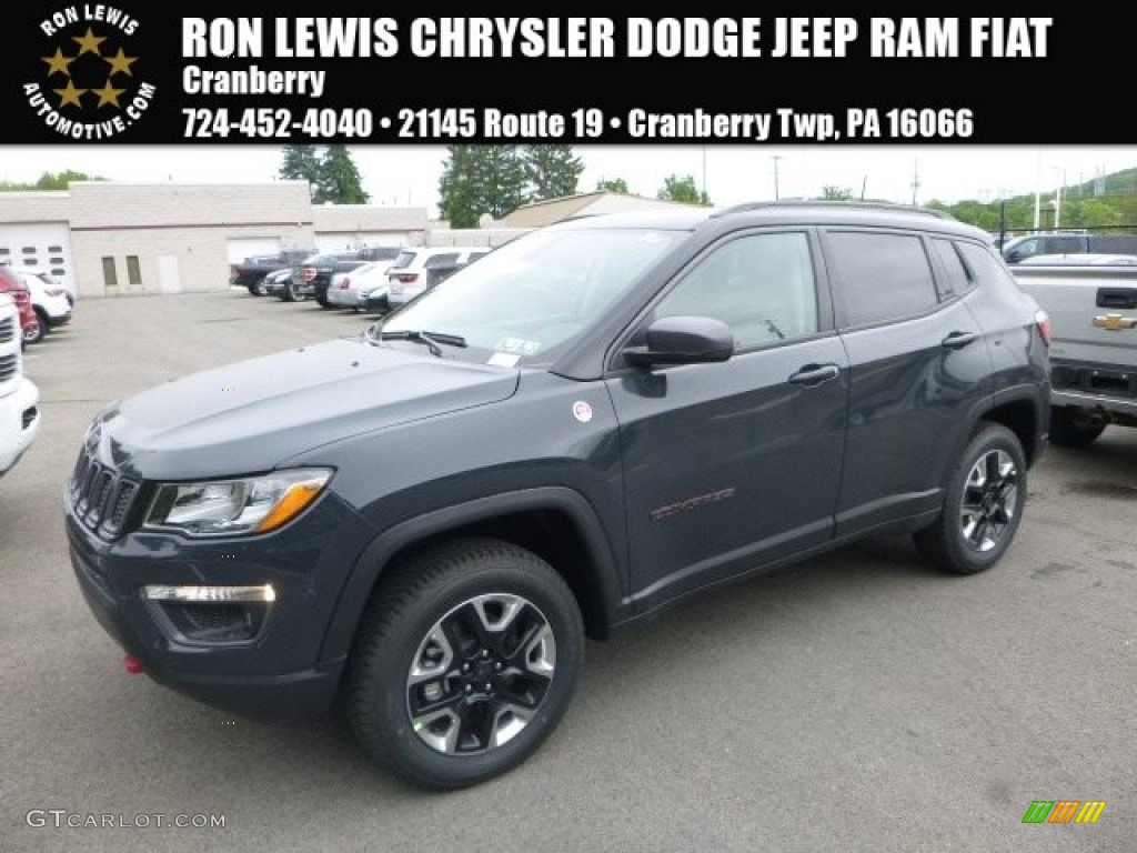 2017 Rhino Jeep Compass Trailhawk 4x4 #120592364 Photo #14 ...