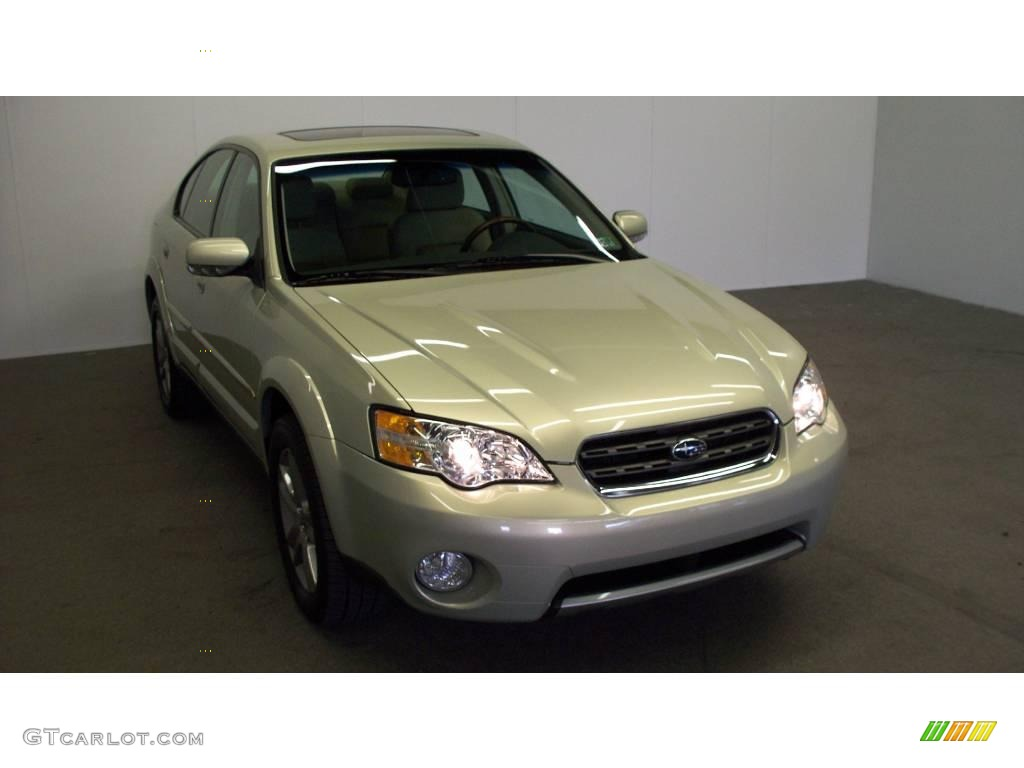 2006 champagne gold opalescent subaru outback 30 r llan 2006 outback 30 r llan edition sedan champagne gold opalescent taupe photo vanachro Image collections
