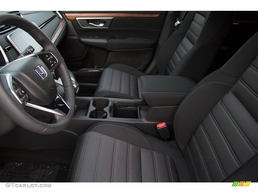 2017 Crystal Black Pearl Honda CR V EX 120603113 Photo 7