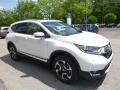 2017 White Diamond Pearl Honda CR-V Touring AWD  photo #5