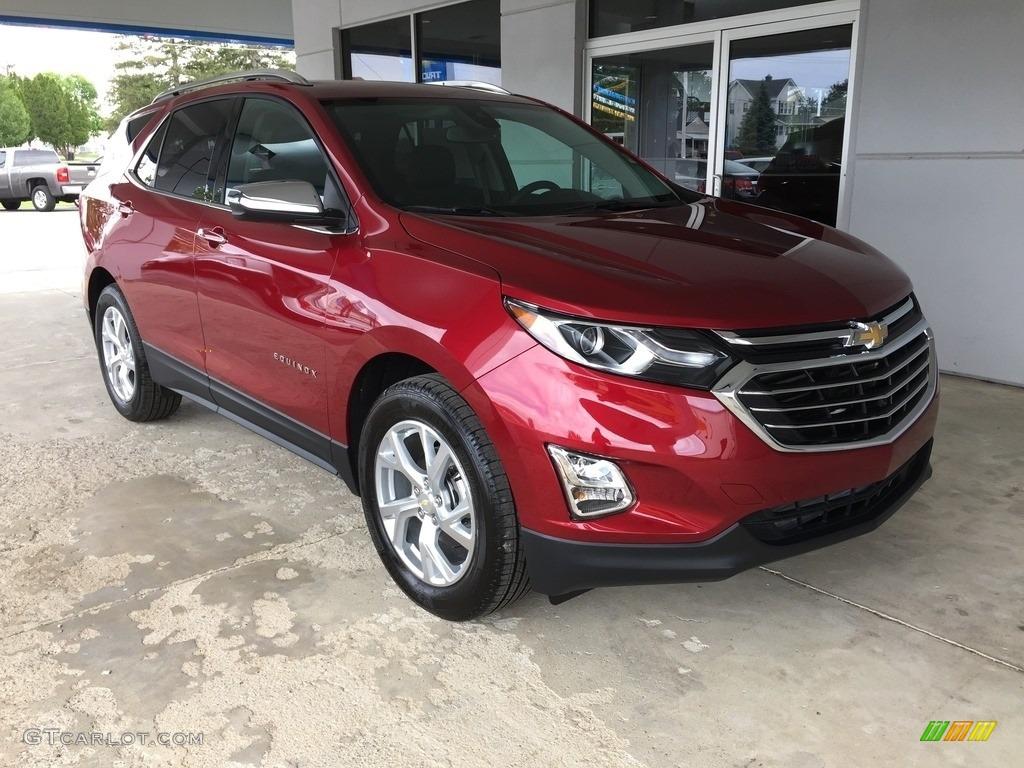 2018 Cajun Red Tintcoat Chevrolet Equinox Premier ...