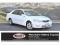 Super White 2005 Toyota Camry Gallery