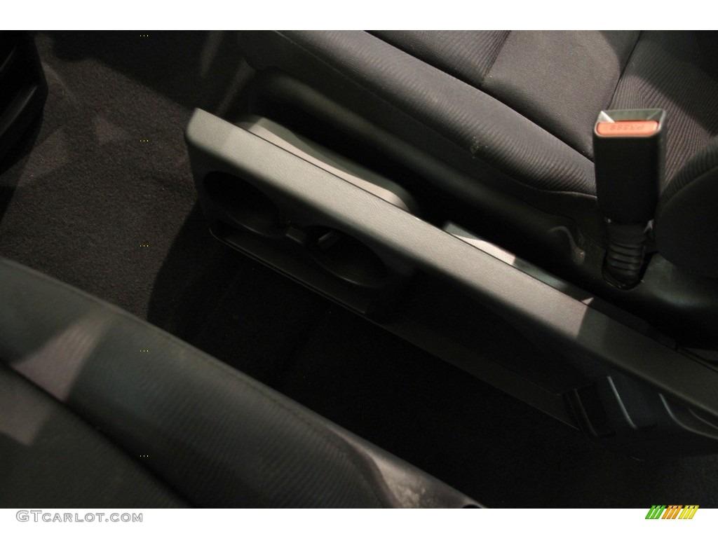 2011 CR-V LX 4WD - Urban Titanium Metallic / Black photo #9