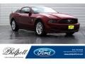 2014 Ruby Red Ford Mustang V6 Premium Coupe #120622732