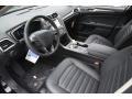 2017 Shadow Black Ford Fusion SE  photo #4