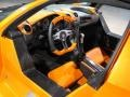 2008 Apollo  Orange/Black Interior