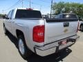 2013 Silver Ice Metallic Chevrolet Silverado 1500 LT Extended Cab  photo #5