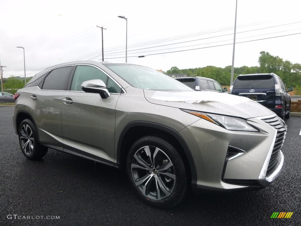 2017 atomic silver lexus rx 350 awd 120660020 photo 12 car color galleries. Black Bedroom Furniture Sets. Home Design Ideas