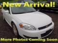 Summit White 2011 Chevrolet Impala LT