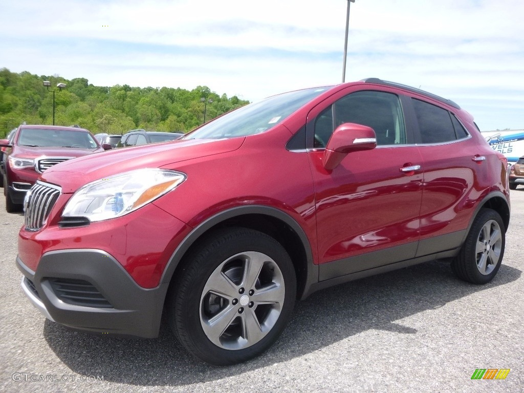 2014 ruby red metallic buick encore awd 120680263 photo 28 car color galleries. Black Bedroom Furniture Sets. Home Design Ideas