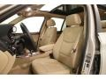Sand Beige Front Seat Photo for 2014 BMW X3 #120695798