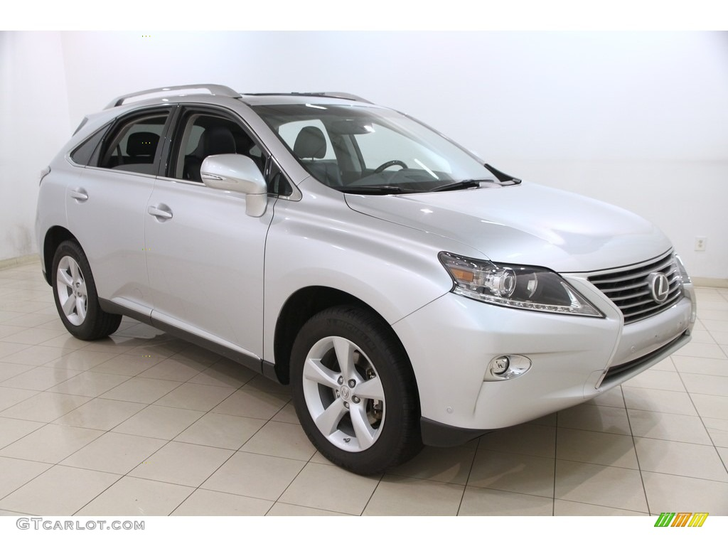 2015 silver lining metallic lexus rx 350 awd 120680382. Black Bedroom Furniture Sets. Home Design Ideas