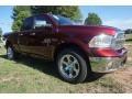 Delmonico Red Pearl - 1500 Laramie Quad Cab Photo No. 4