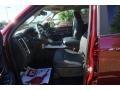 Delmonico Red Pearl - 1500 Laramie Quad Cab Photo No. 7