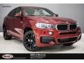 Flamenco Red Metallic - X6 xDrive35i Photo No. 1