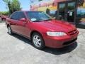 Ruby Red Pearl - Accord SE Sedan Photo No. 6